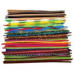 bulk assorted pipe cleaners