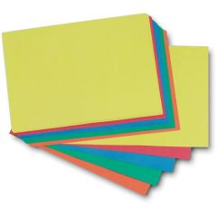 Recycled A5 Bright Colour Card