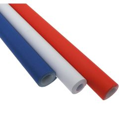 Poster Roll Selection 10m Red, White and Blue