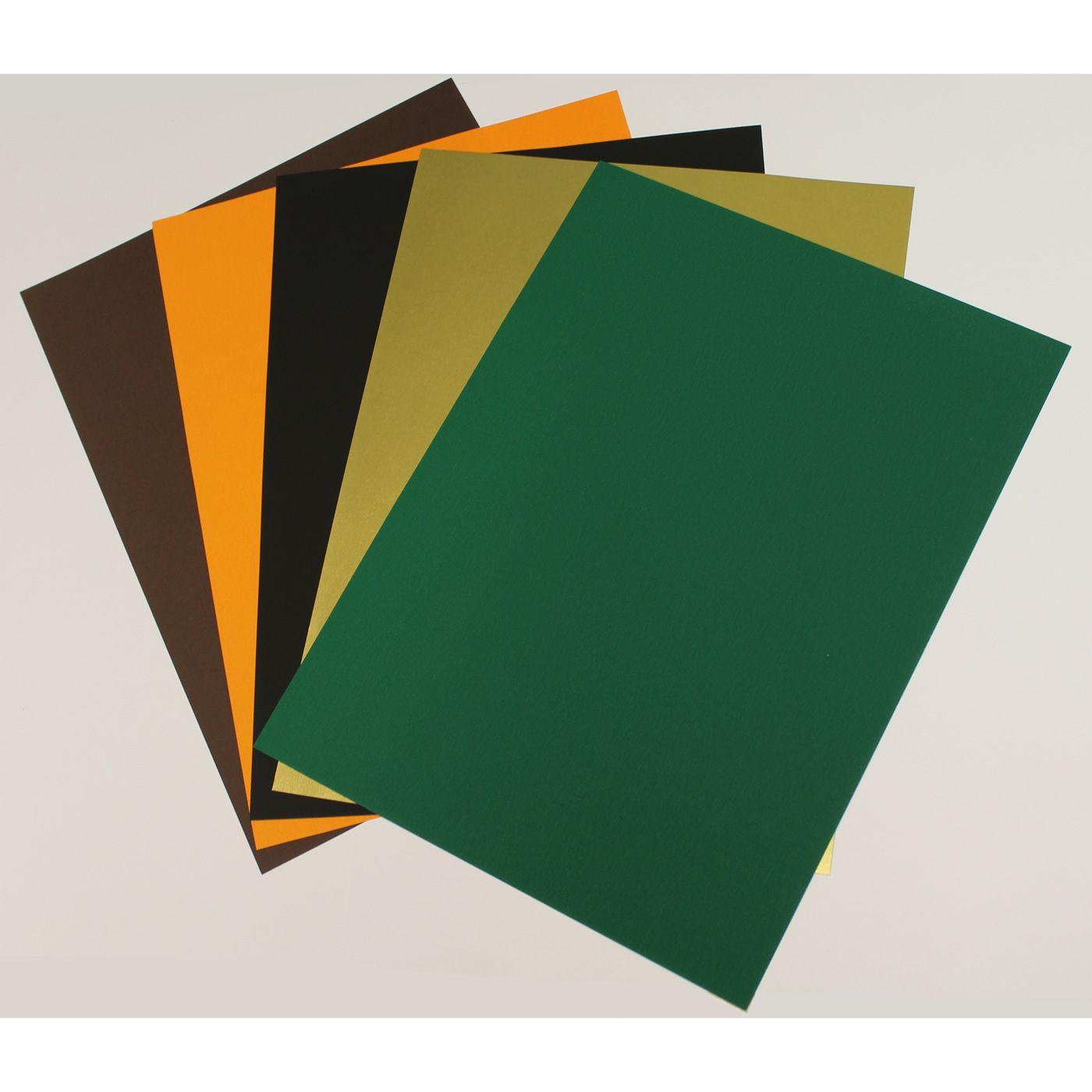 SRA4 Poster Paper Pack Woodland 100 Sheets
