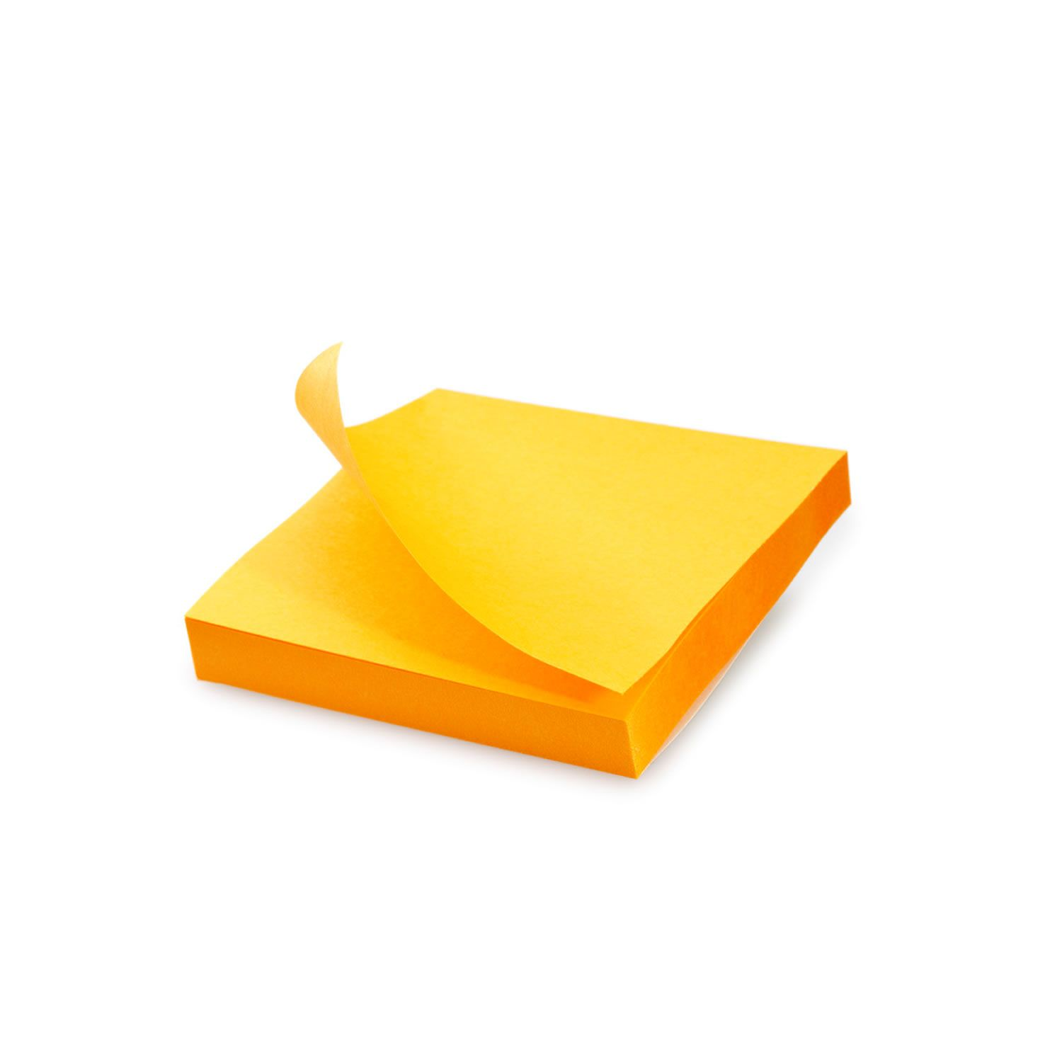 Yellow Sticky Notes Square 76mm