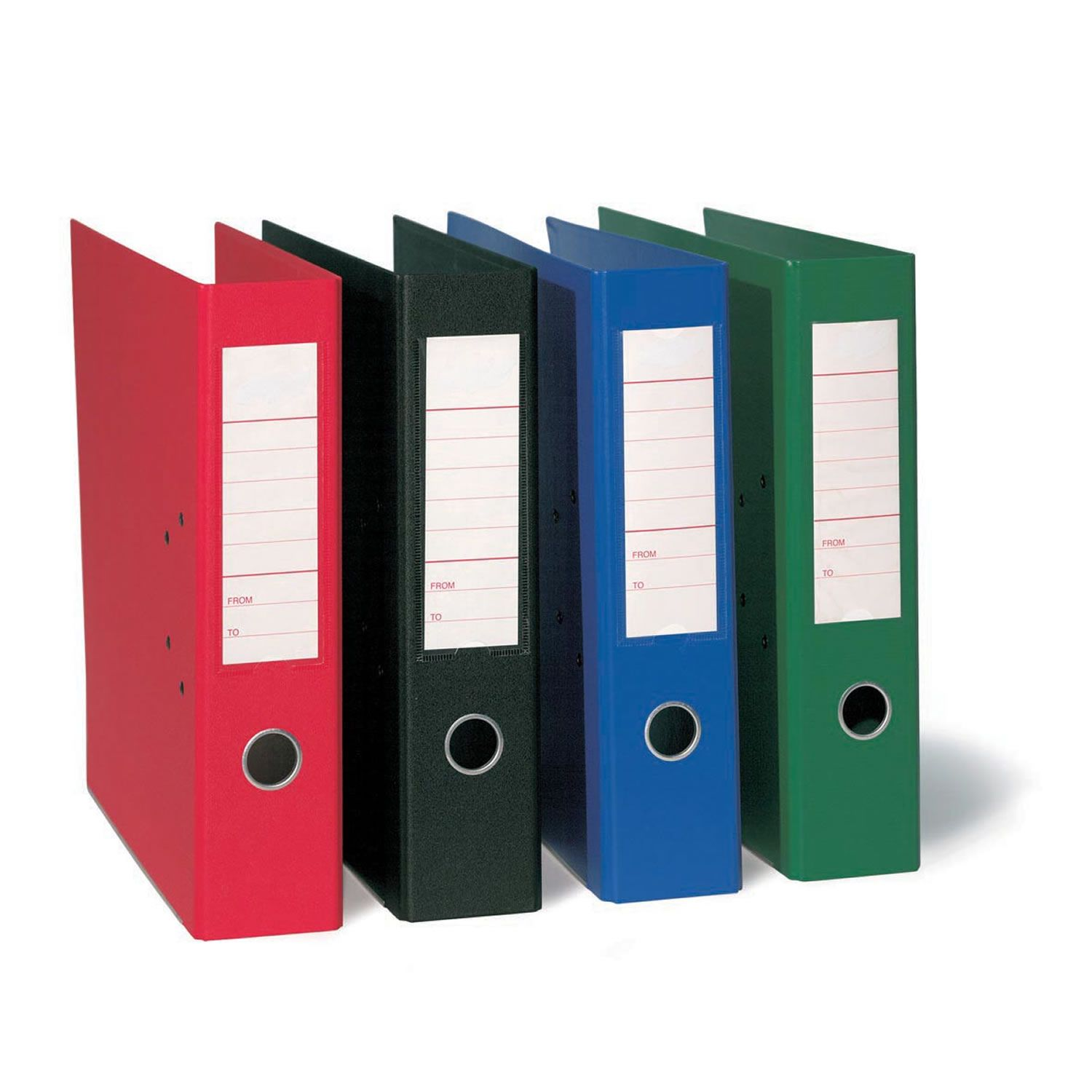 A4 Lever Arch Filers