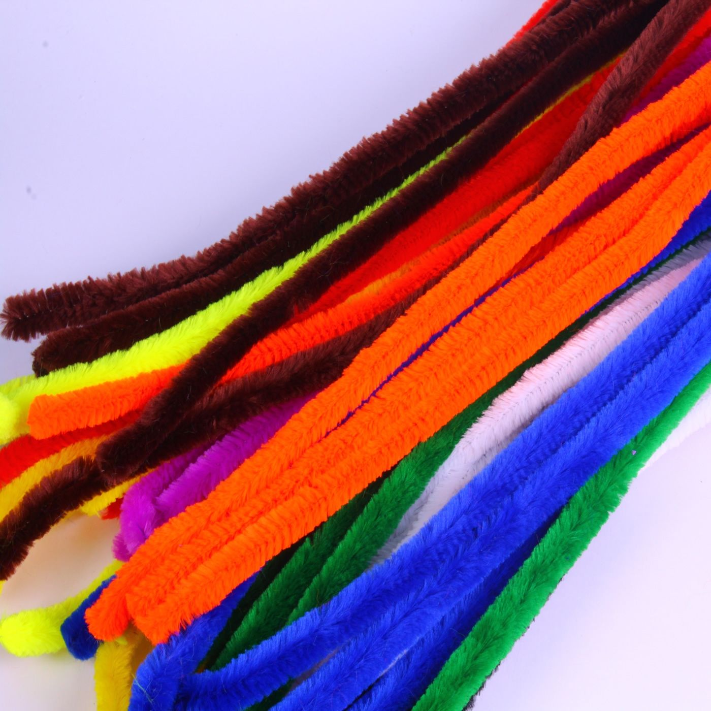 fluffy pipecleaners