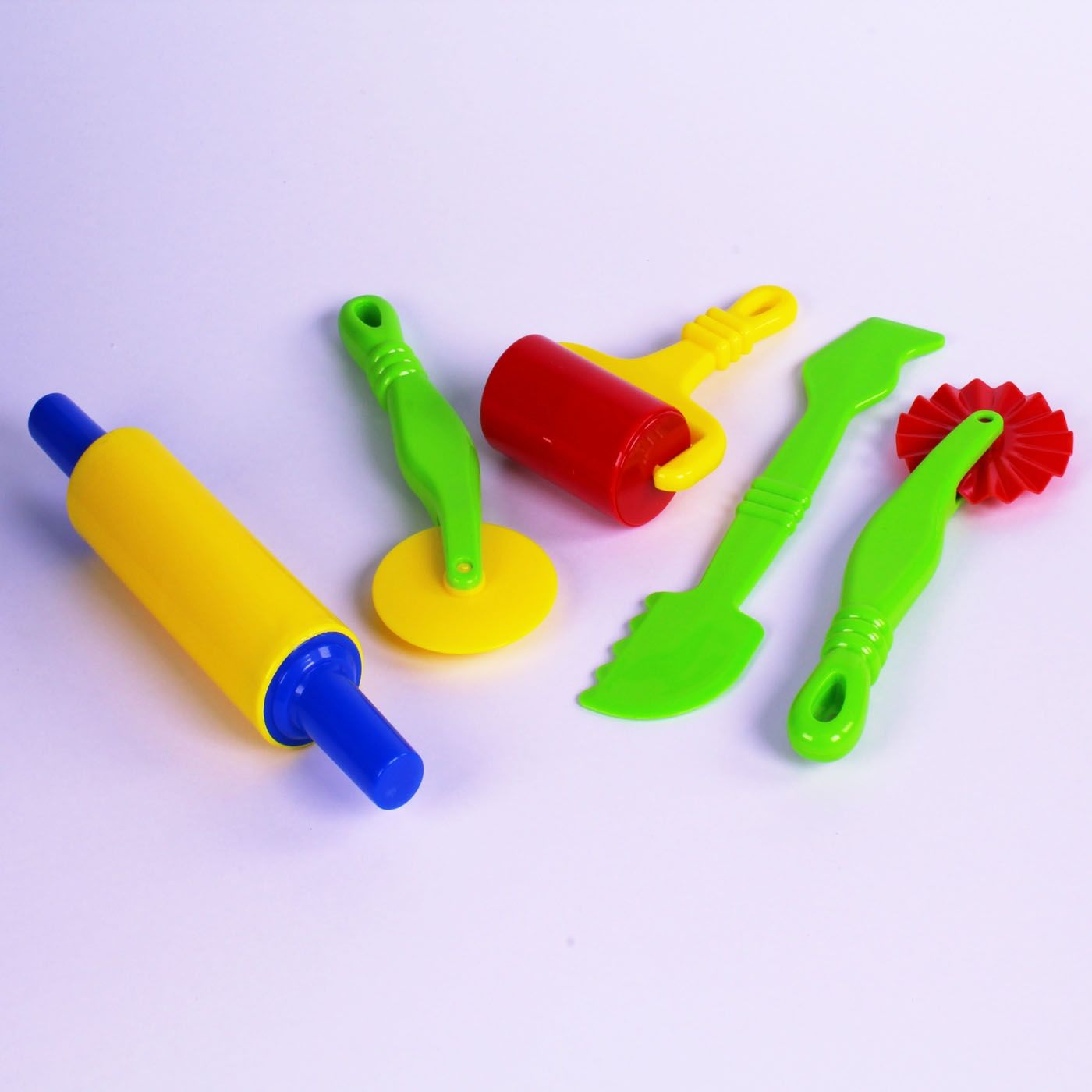 modelling tools with rolling pin