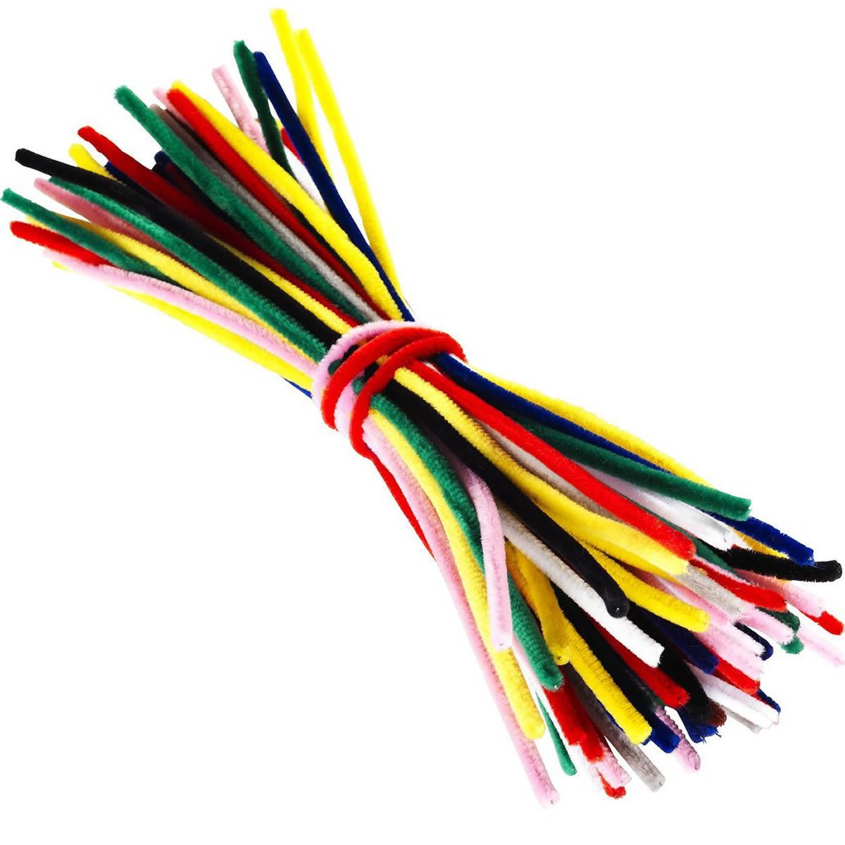 coloured pipecleaners