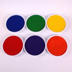 Assorted set of paint pads