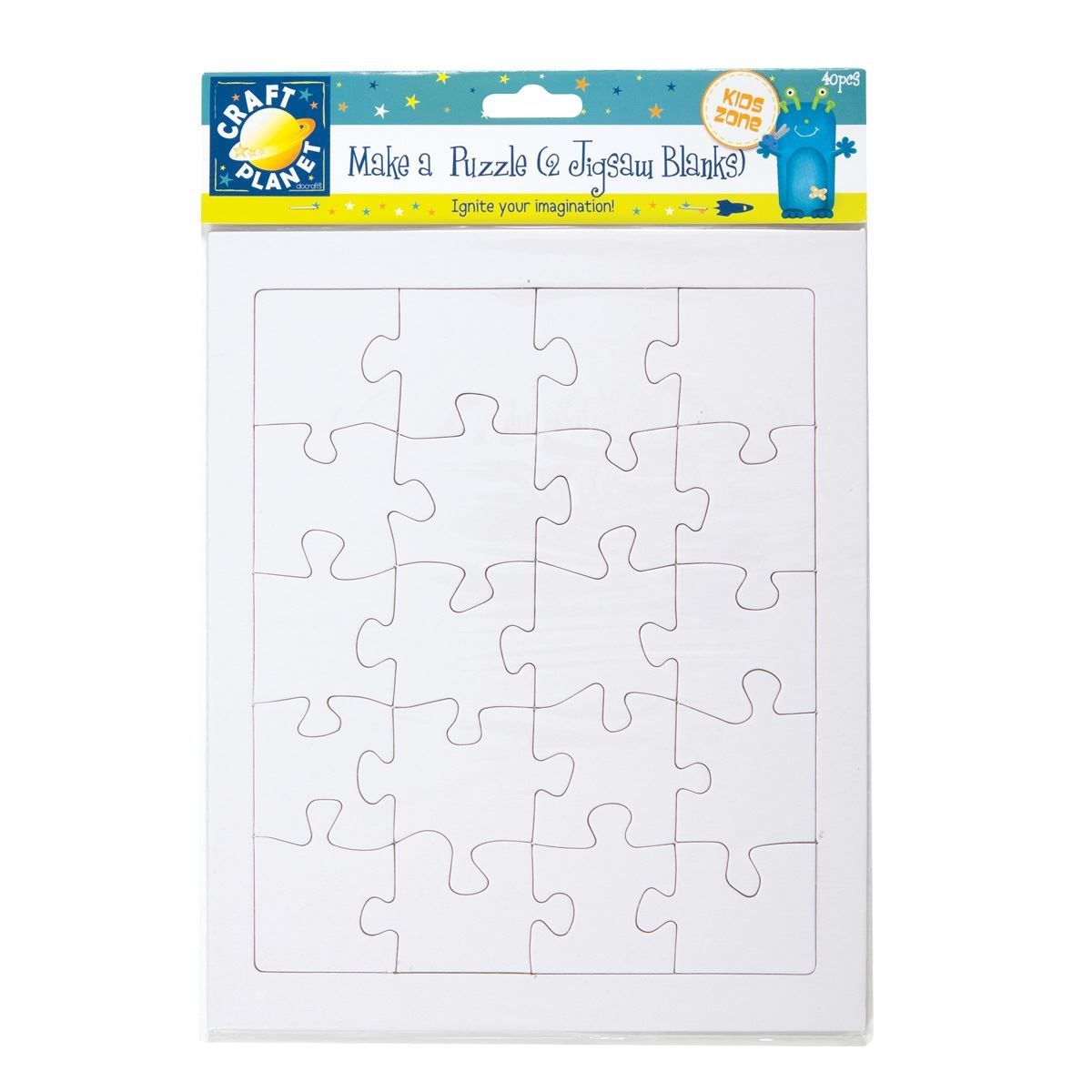 Make a Puzzle 2 Blanks