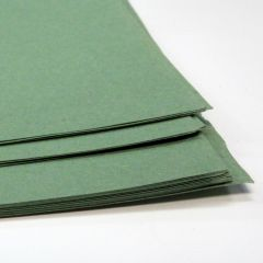Recycled Green Sugar Paper