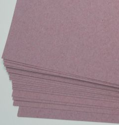 Recycled Lilac sugar paper
