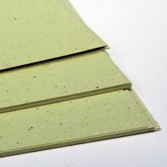 Recycled Yellow Sugar Paper