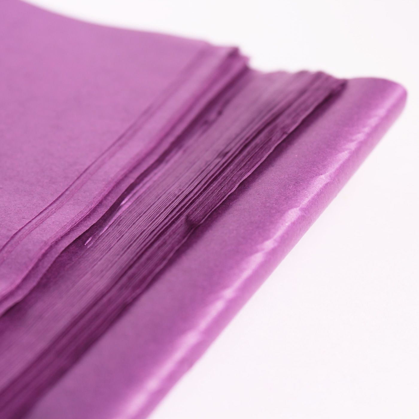 strong large purple tissue sheets