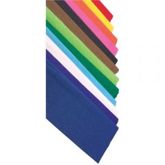 Assorted Crepe Paper